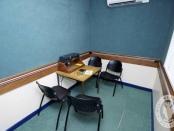 West Midlands Police interview room