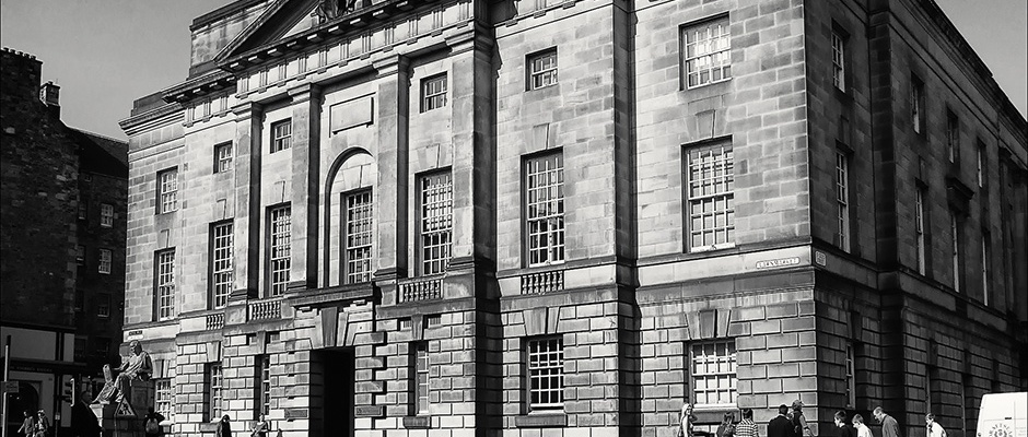 Edinburgh Law Court