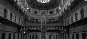 """Kilmainham Gaol"" by Wojtek Gurak. Found on flickr and used under Creative Commons."