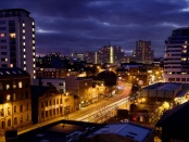 Nottingham City Centre by Dan Foy. Found on flickr and used under Creative Commons.