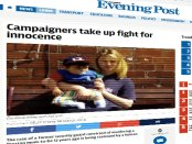 Screenshot of the Lancashire Evening Post discussing the Waseem Mirza case